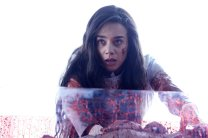 "KILLJOYS -- ""O Mother, Where Art Thou?"" Episode 407 -- Pictured: Hannah John-Kamen as Dutch -- (Photo by: Ian Watson/Killjoys IV Productions Limited/SYFY)"